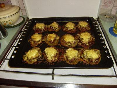 драники с сыром в духовке рецепт с фото